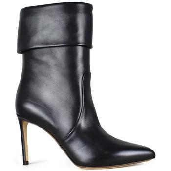 Chaussures Femme Bottines Francesco Russo  Noir