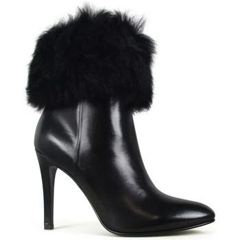 Chaussures Femme Bottines Saint Laurent  Noir