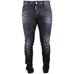 Vêtements Homme Jeans skinny Dsquared  Noir