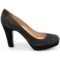 Chaussures Femme Escarpins Prada Escarpins Gris