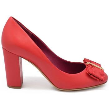 Chaussures Femme Escarpins Salvatore Ferragamo Escarpins Elinda Rose
