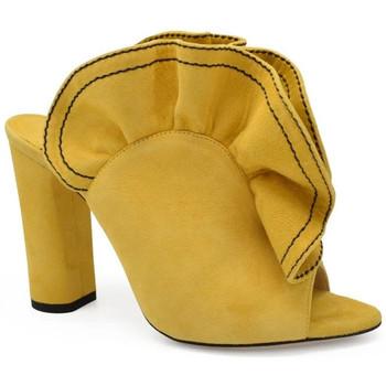 Chaussures Femme Mules Jimmy Choo  Jaune