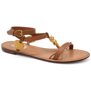 Chaussures Femme Sandales et Nu-pieds Valentino Garavani  Marron