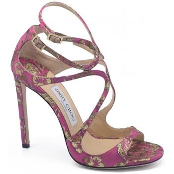 Chaussures Femme Sandales et Nu-pieds Jimmy Choo  Rose