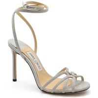 Chaussures Femme Sandales et Nu-pieds Jimmy Choo  Argent