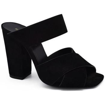 Chaussures Femme Sandales et Nu-pieds Saint Laurent  Noir