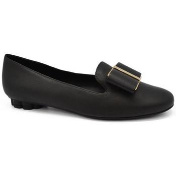 Chaussures Femme Mocassins Salvatore Ferragamo  Noir
