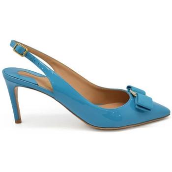Chaussures Femme Escarpins Salvatore Ferragamo Escarpins Erina Bleu