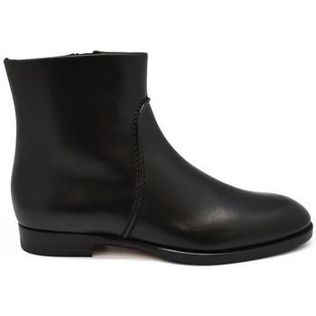 Chaussures Femme Bottes Santoni  Noir