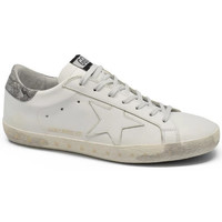 Chaussures Homme Baskets basses Golden Goose Deluxe Brand  Blanc