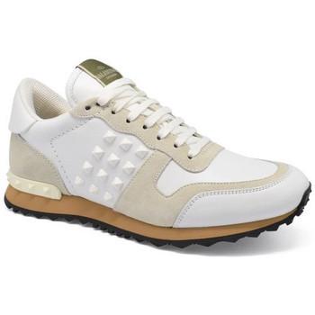 Chaussures Homme Baskets basses Valentino Garavani  Blanc