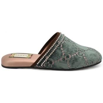 Chaussures Femme Sabots Gucci  Vert