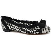 Chaussures Femme Ballerines / babies Salvatore Ferragamo  Noir