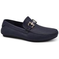 Chaussures Homme Mocassins Salvatore Ferragamo  Bleu