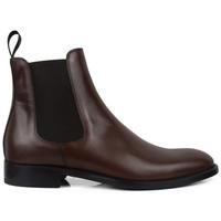 Chaussures Homme Bottes Alberto  Marron