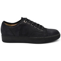 Chaussures Homme Baskets mode Lanvin  Bleu