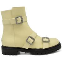 Chaussures Femme Bottes Jimmy Choo  Beige