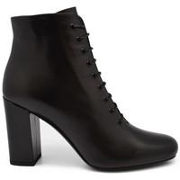 Chaussures Femme Bottes Saint Laurent  Noir