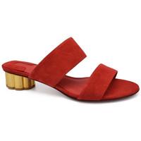 Chaussures Femme Mules Salvatore Ferragamo  Rouge