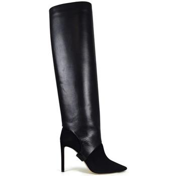 Chaussures Femme Bottes Jimmy Choo  Noir