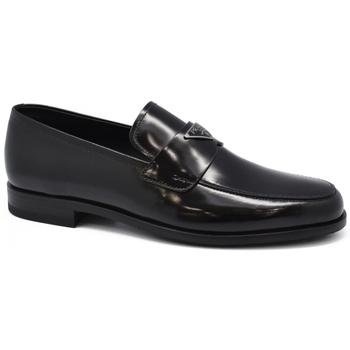 Chaussures Homme Mocassins Prada  Noir