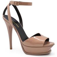 Chaussures Femme Sandales et Nu-pieds Saint Laurent  Rose