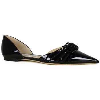 Chaussures Femme Ballerines / babies Jimmy Choo  Noir