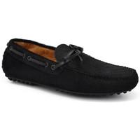 Chaussures Homme Mocassins Car Shoe  Noir