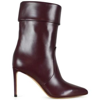 Chaussures Femme Bottes Francesco Russo  Bordeaux