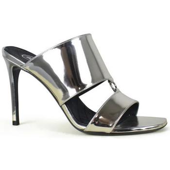 Chaussures Femme Mules Balmain  Argent