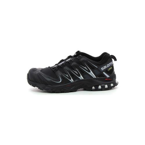Chaussures Femme Randonnée Salomon XA Pro 3D GTX Noir