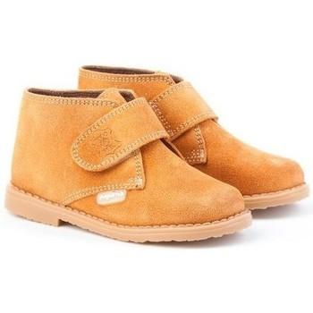 Chaussures Fille Bottines Cbp - Conbuenpie  Marron