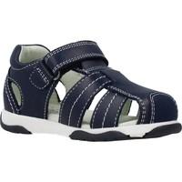 Chaussures Garçon Sandales et Nu-pieds Garvalin 202330 Bleu