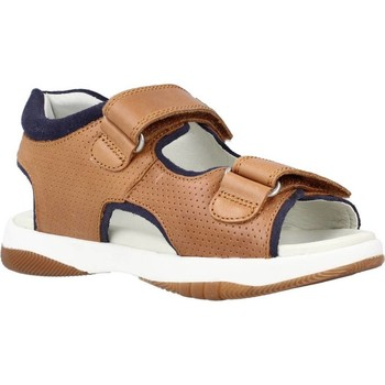 Chaussures Garçon Sandales et Nu-pieds Garvalin 202453 Marron