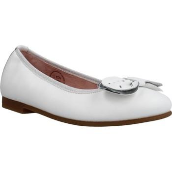 Chaussures Fille Ballerines / babies Garvalin 202600 Blanc