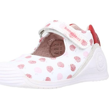 Chaussures Fille Derbies & Richelieu Biomecanics 202114 Blanc