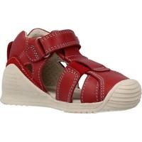 Chaussures Garçon Sandales et Nu-pieds Biomecanics 202140 Rouge