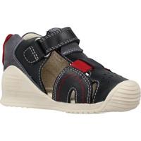 Chaussures Garçon Sandales et Nu-pieds Biomecanics 202142 Bleu