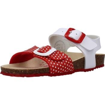 Chaussures Fille Sandales et Nu-pieds Garvalin 202665 Blanc