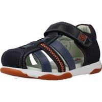 Chaussures Garçon Sandales et Nu-pieds Garvalin 202333 Bleu