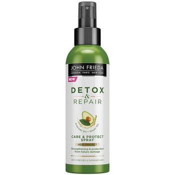 Beauté Femme Shampooings John Frieda Detox & Repair Care & Protect Spray  100 ml