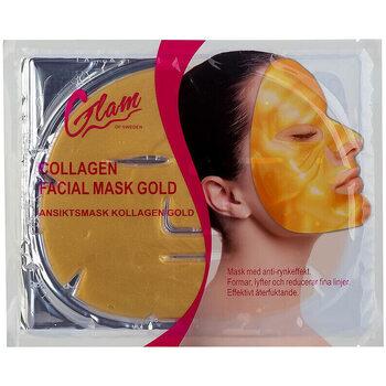 Beauté Femme Masques & gommages Glam Of Sweden Mask Gold Face 60 Gr
