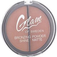 Beauté Femme Blush & poudres Glam Of Sweden Bronzing Powder 8 Gr