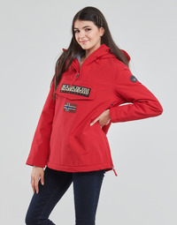 Vêtements Femme Parkas Napapijri RAINFOREST WINTER Rouge