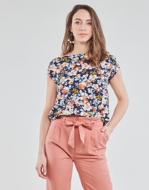 Vêtements Femme Tops / Blouses Betty London OMISS Marine / Rose
