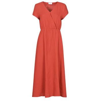 Vêtements Femme Robes longues Betty London ODAME Terracotta