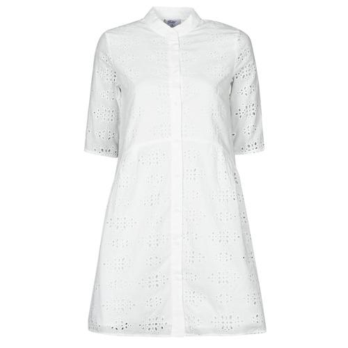 Vêtements Femme Robes courtes Betty London ODA Blanc