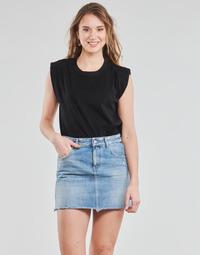 Vêtements Femme Tops / Blouses Yurban OPOULI Noir