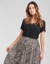 Vêtements Femme Tops / Blouses Moony Mood OTUIDE Noir