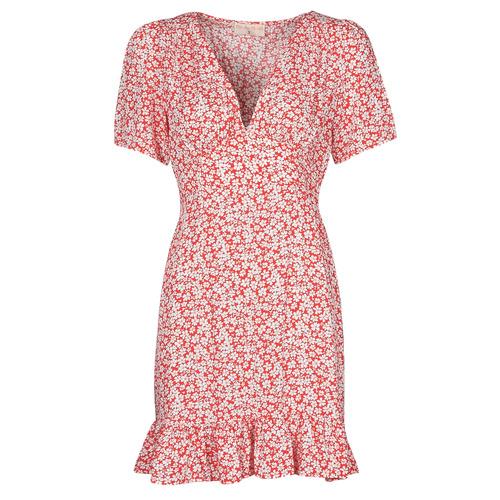 Vêtements Femme Robes courtes Moony Mood ONIPE Rouge